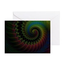 Twist Of Fate Greeting Cards (20 Pack)