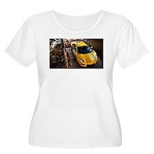 Lamborghini aventador Plus Size T-Shirt