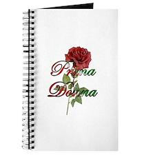 Prima Donna Journal