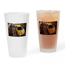 Lamborghini aventador Drinking Glass