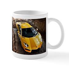 Lamborghini aventador Mugs