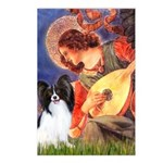 Mandolin Angel & Papillon Postcards (Package of 8)