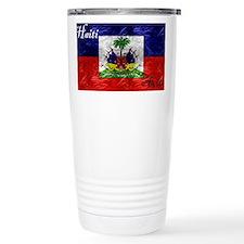 Cute Haiti Travel Mug
