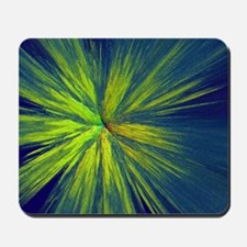 Yellow splash Mousepad