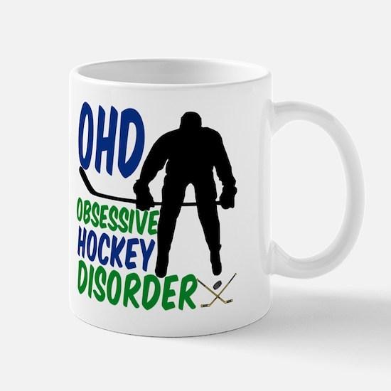 Hockey Obsessed Mug Mugs