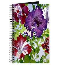Dazzlin' Petunia Power Journal
