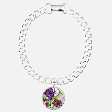 Dazzlin' Petunia Power Bracelet