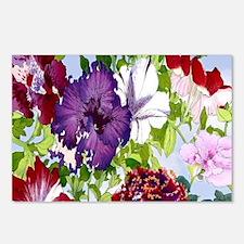 Dazzlin' Petunia Power Postcards (Package of 8)