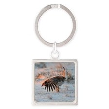 Sharptail Grouse Keychains