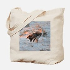 Sharptail Grouse Tote Bag