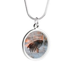 Sharptail Grouse Necklaces