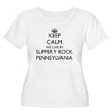 Keep calm we Plus Size T-Shirt