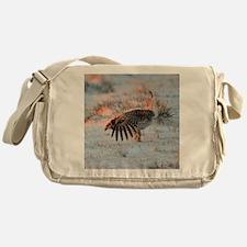 Sharptail Grouse Messenger Bag