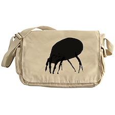 House Dust Mite Messenger Bag