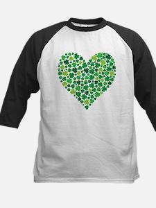 Irish Shamrock Heart - Tee