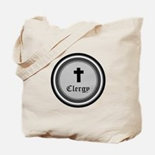 CLERGY Tote Bag