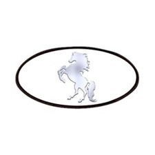 Silver Stallion Patches