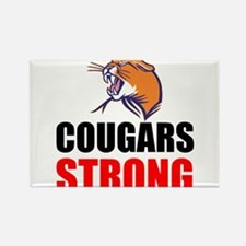 Cougars Strong Magnets