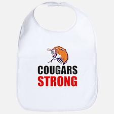 Cougars Strong Bib