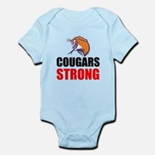 Cougars Strong Body Suit