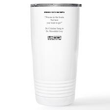 WORMS IN THE BRAIN Travel Mug