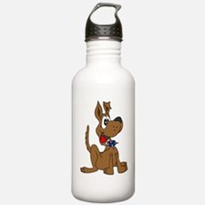 Happy Dog Water Bottle