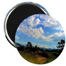 New Zealand Skyline Magnets