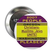 "Amen 2.25"" Button C.M.J.Unite(100 pack)"