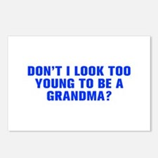 Don t I look too young to be a grandma-Akz blue Po