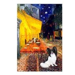 Cafe & Papillon Postcards (Package of 8)