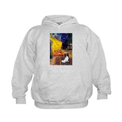 Cafe & Papillon Hoodie