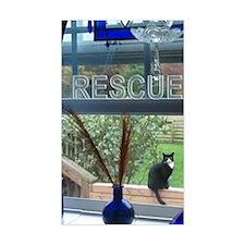 RESCUE CAT Decal