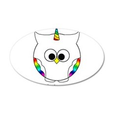The Owlicorn Decal Wall Sticker