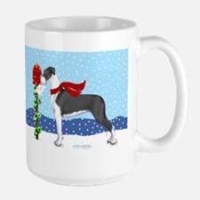 Great Dane Mantle UC Mail Mug