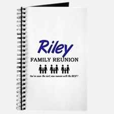 Riley Family Reunion Journal