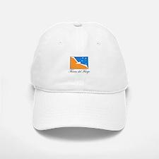 Tierra del Fuego - Flag Baseball Baseball Cap