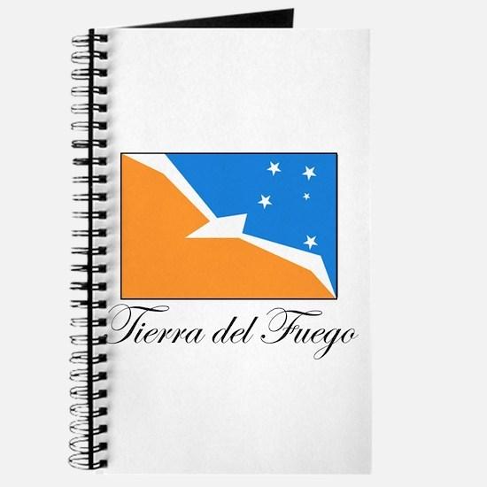 Tierra del Fuego - Flag Journal