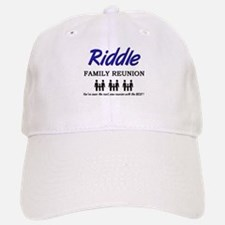 Riddle Family Reunion Cap