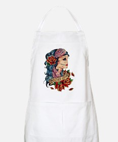 Tattoo Inspired Apron