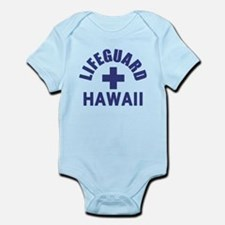 Lifeguard Hawaii Infant Bodysuit