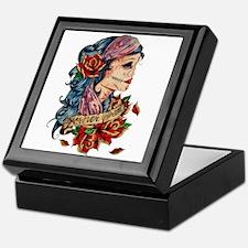 Tattoo Keepsake Box