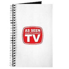As Seen Watching TV Journal