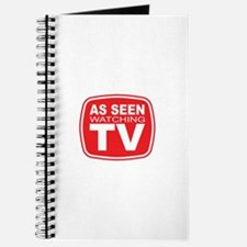 As Seen Watching TV Journal