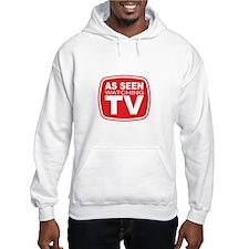 As Seen Watching TV Hoodie