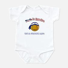 El Salvadorian part's Infant Bodysuit