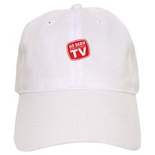 As Seen Watching TV Baseball Cap