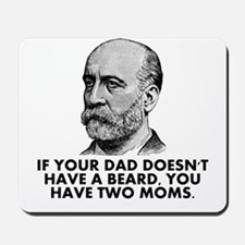 Two Moms Mousepad