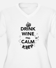 Drink Wine and Ca T-Shirt