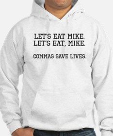 Commas Save Lives Hoodie