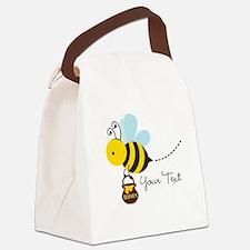 Honey Bee, Honeybee, Carrying Honey; Kid's Canvas